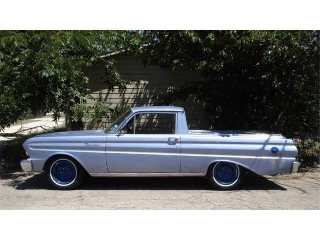 1965 Ford Ranchero (CC-1211721) for sale in Cadillac, Michigan