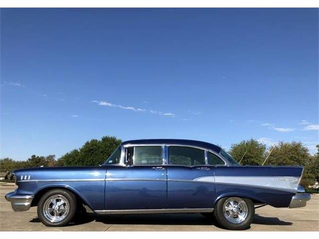 1957 Chevrolet Bel Air (CC-1211751) for sale in Cadillac, Michigan