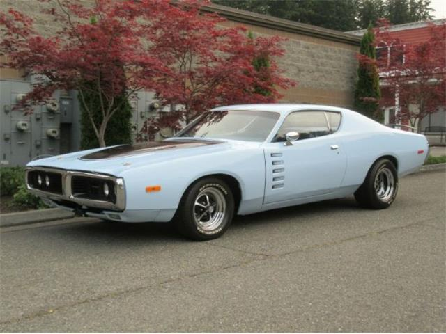 1972 Dodge Charger (CC-1211759) for sale in Cadillac, Michigan