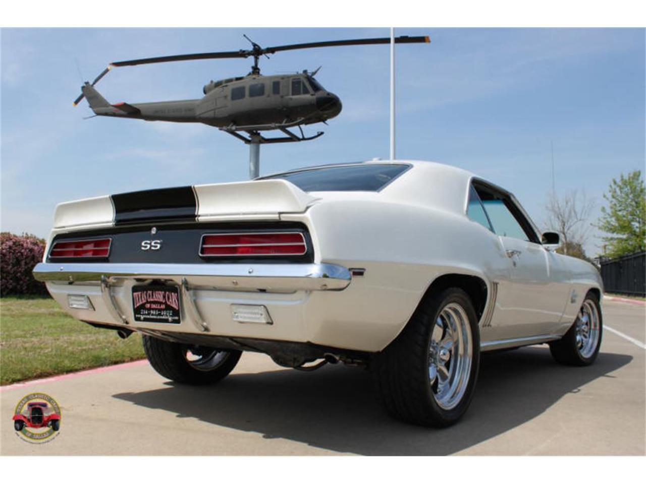 1969 Chevrolet Camaro RS/SS (CC-1211770) for sale in Tulsa, Oklahoma