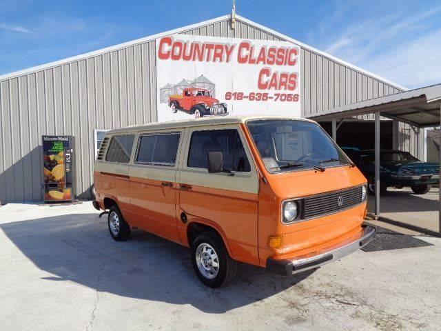 1981 Volkswagen Vanagon (CC-1211807) for sale in Staunton, Illinois