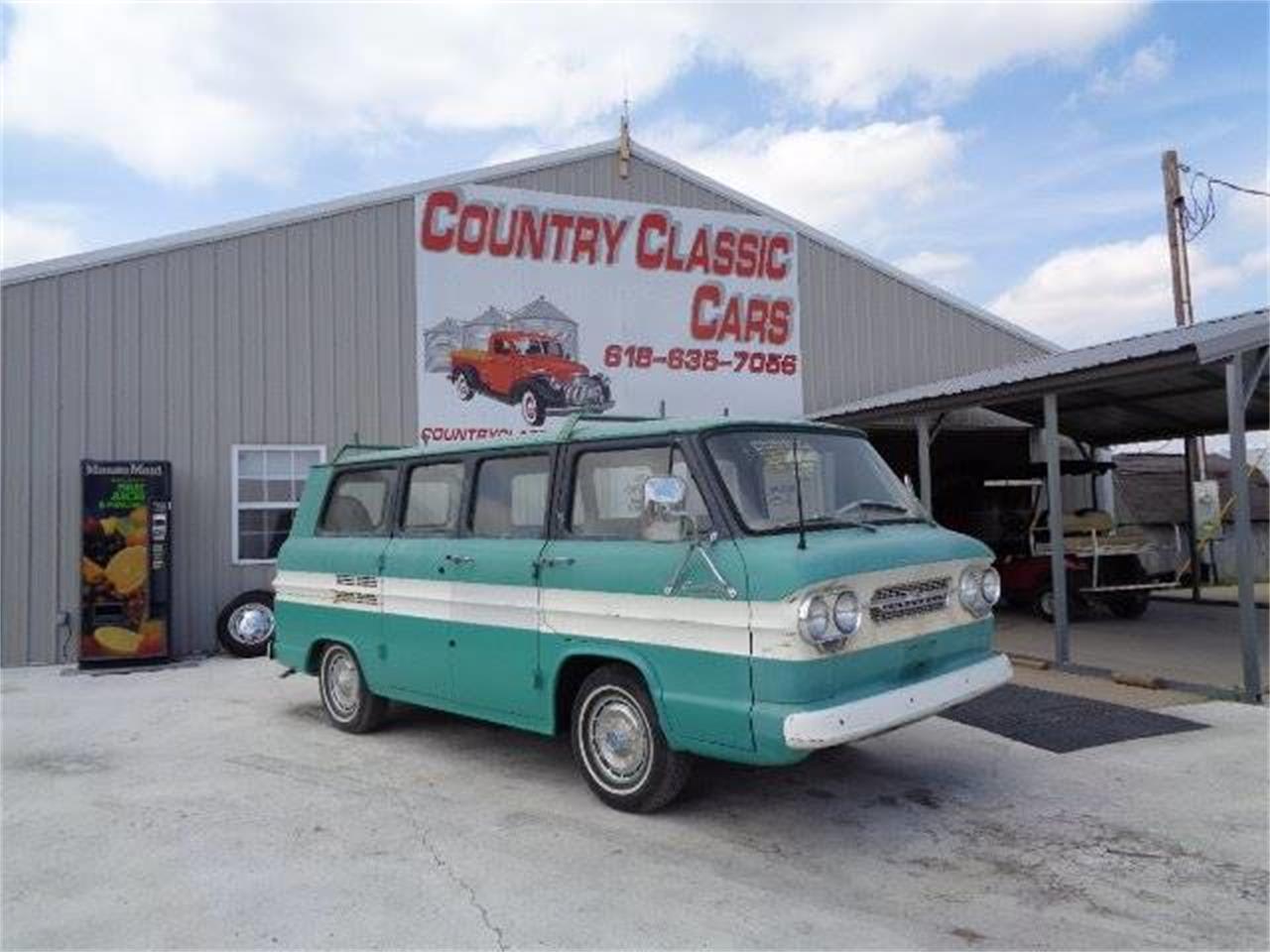 1962 Chevrolet Corvair (CC-1211810) for sale in Staunton, Illinois