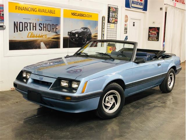 1986 Ford Mustang (CC-1210184) for sale in Mundelein, Illinois