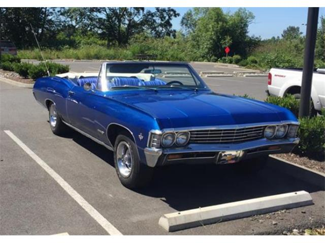 1967 Chevrolet Impala SS (CC-1211910) for sale in Alexandria, Virginia