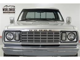 1978 Dodge Power Wagon (CC-1211970) for sale in Denver , Colorado
