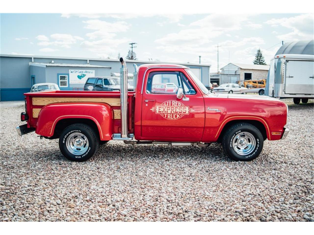 1979 Dodge D150 (CC-1212025) for sale in Vernal, Utah