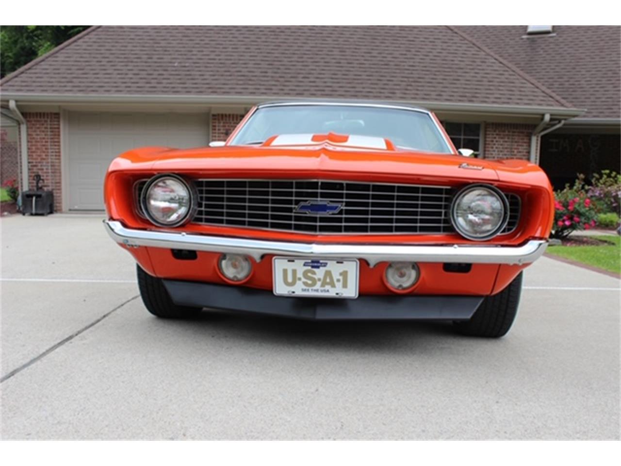 1969 Chevrolet Camaro (CC-1212089) for sale in Harold, Kentucky