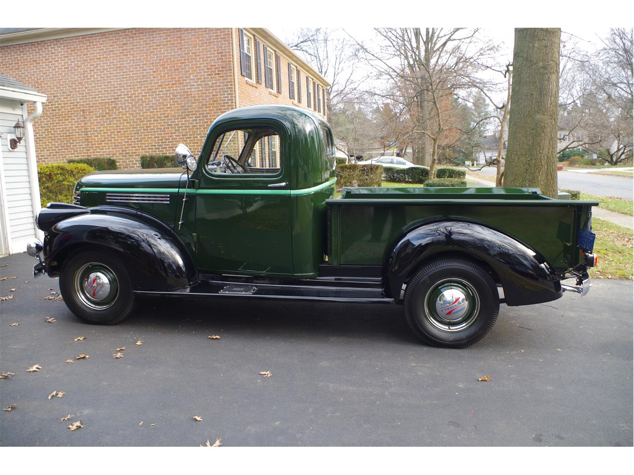1946 Chevrolet Pickup For Sale Classiccars Com Cc 1212093
