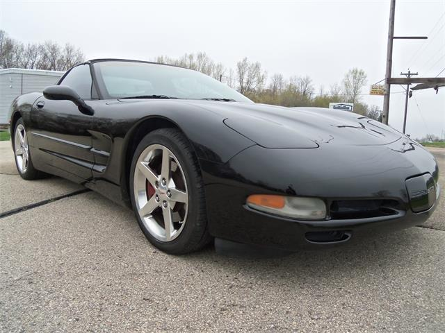 2000 Chevrolet Corvette (CC-1212096) for sale in Jefferson, Wisconsin