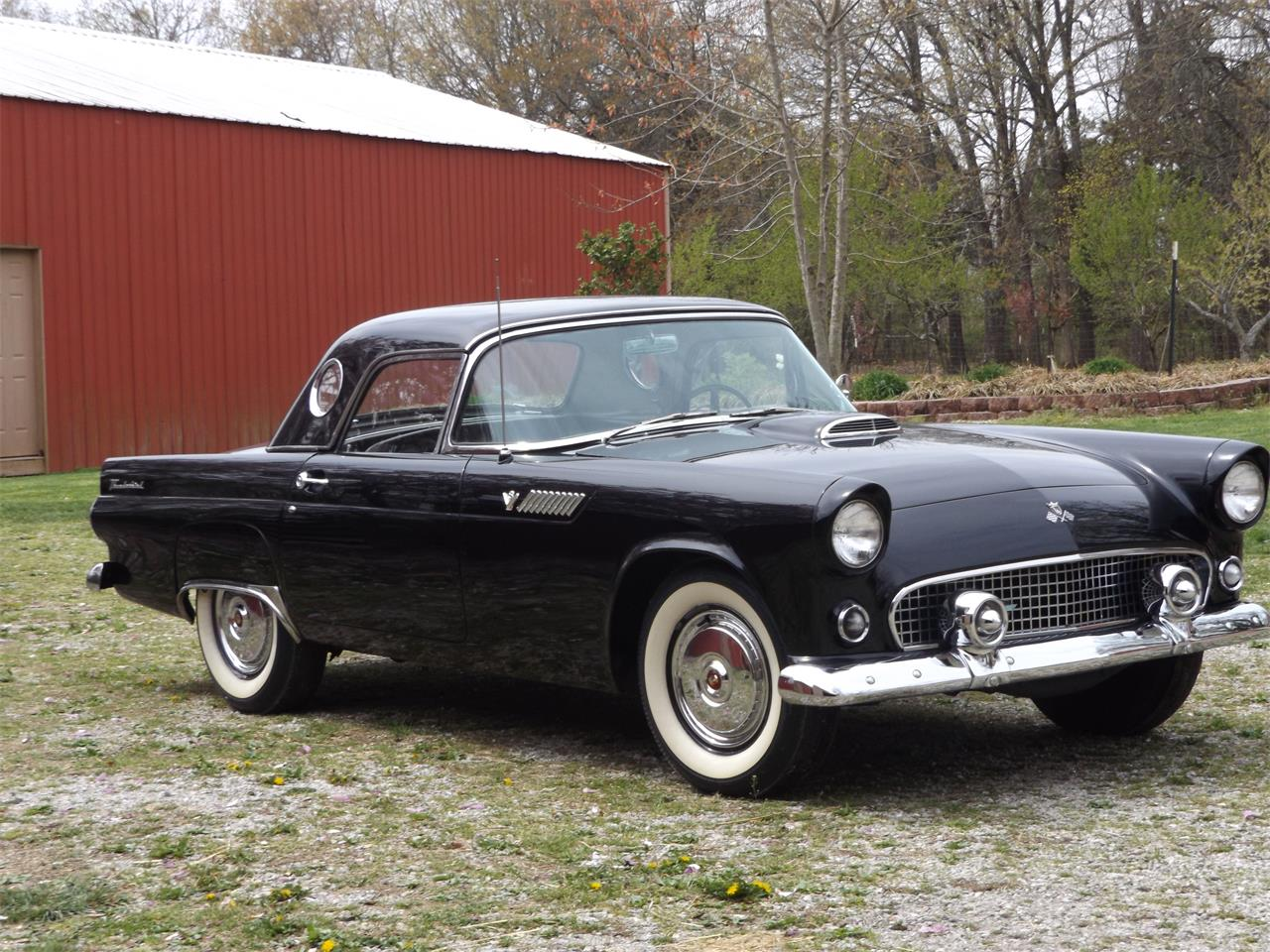 1955 Ford Thunderbird (CC-1212105) for sale in Mountain View, Missouri
