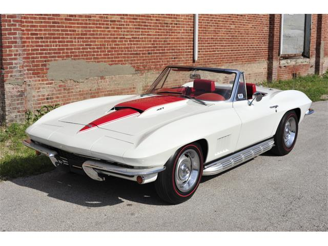 1967 Chevrolet Corvette (CC-1212111) for sale in N. Kansas City, Missouri