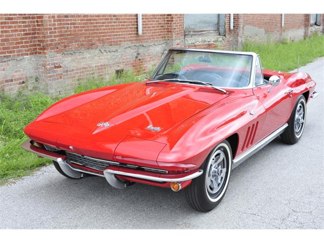 1966 Chevrolet Corvette (CC-1212126) for sale in N. Kansas City, Missouri