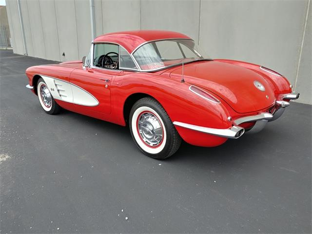 1960 Chevrolet Corvette (CC-1212129) for sale in N. Kansas City, Missouri