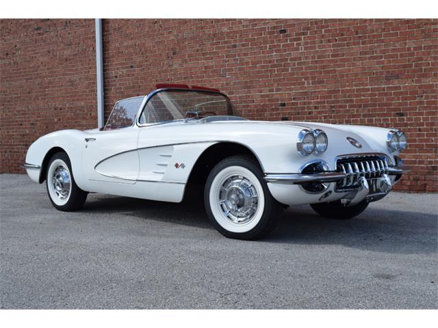 1960 Chevrolet Corvette (CC-1212131) for sale in N. Kansas City, Missouri