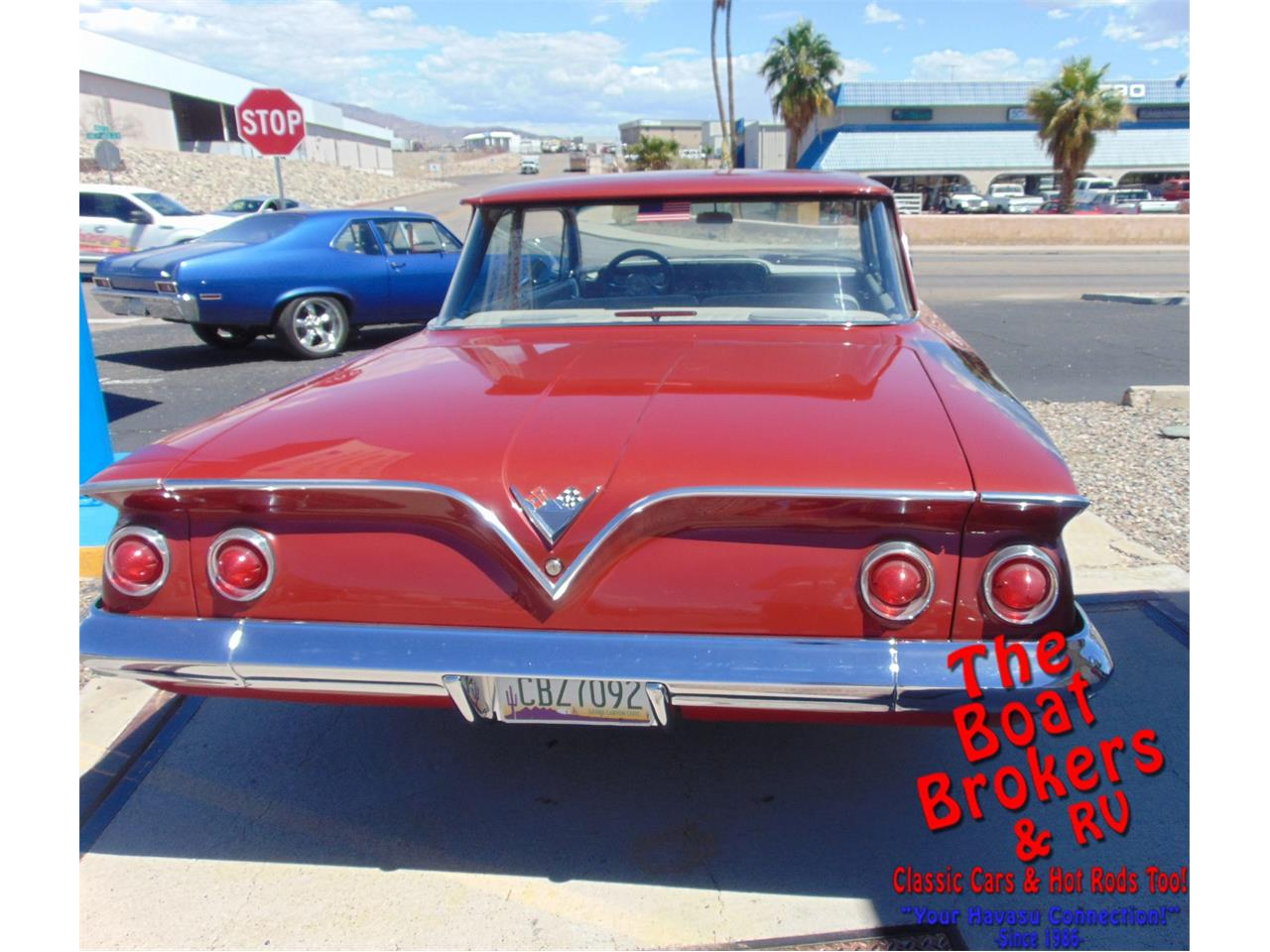 1961 Chevrolet Bel Air (CC-1210214) for sale in Lake Havasu, Arizona