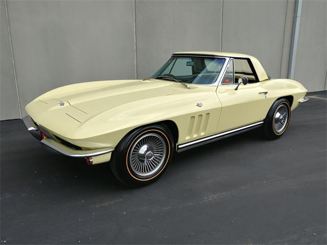 1965 Chevrolet Corvette (CC-1212140) for sale in N. Kansas City, Missouri