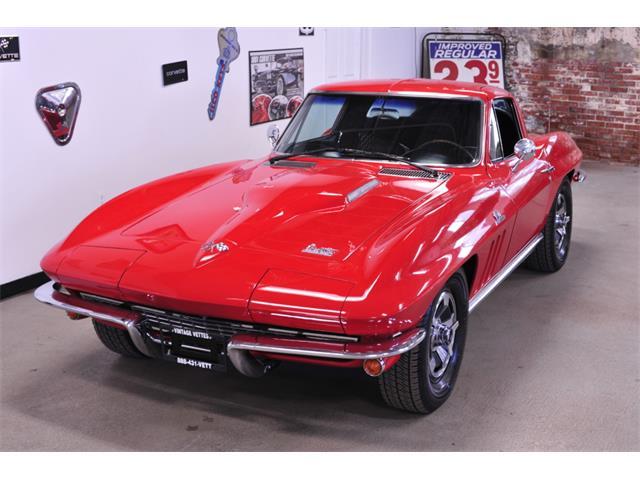 1966 Chevrolet Corvette (CC-1212141) for sale in N. Kansas City, Missouri