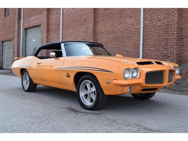 1971 Pontiac GTO (CC-1212147) for sale in N. Kansas City, Missouri