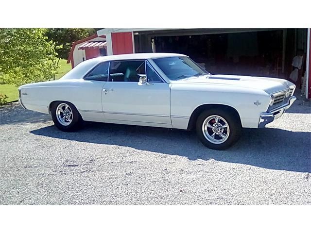 1967 Chevrolet Chevelle Malibu (CC-1212167) for sale in Kingston, Tennessee