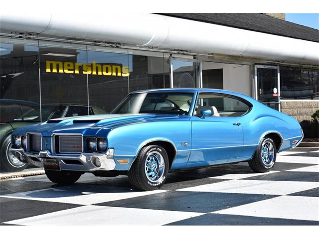 1972 Oldsmobile 442 (CC-1210022) for sale in Springfield, Ohio