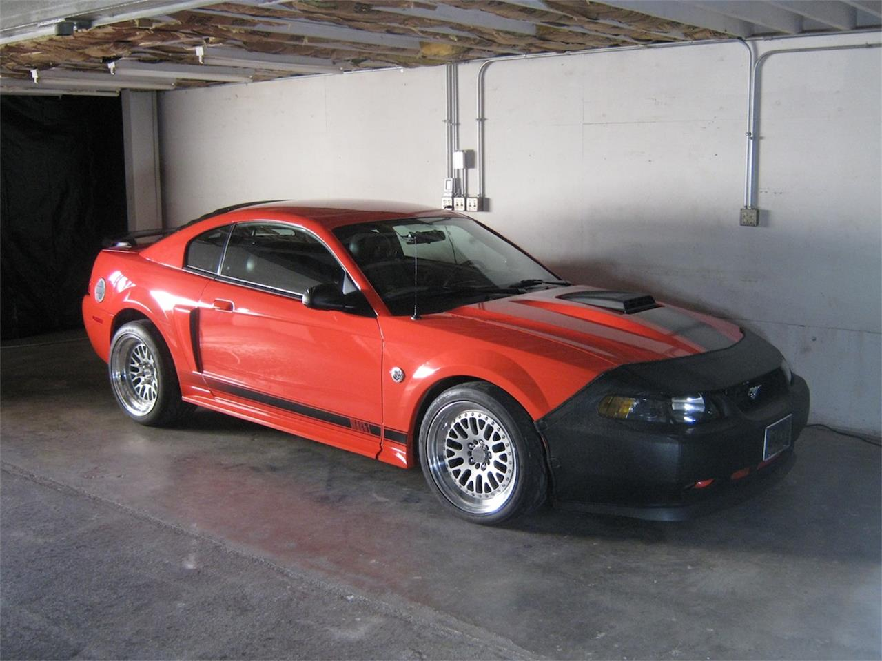 2004 Ford Mustang Mach 1 (CC-1212229) for sale in Vermillion , South Dakota