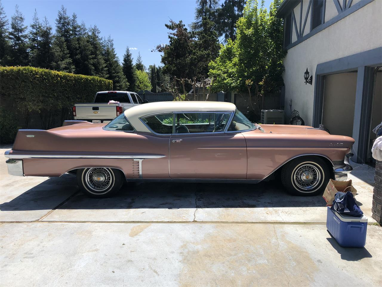1957 Cadillac Coupe DeVille (CC-1212232) for sale in Atwater, California