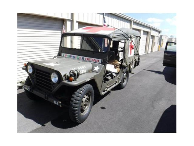 1967 Jeep M151 (CC-1212289) for sale in West Pittston, Pennsylvania