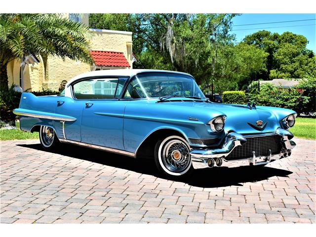 1957 Cadillac DeVille (CC-1212310) for sale in Lakeland, Florida