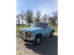 1975 Chevrolet Pickup (CC-1210232) for sale in Cadillac, Michigan