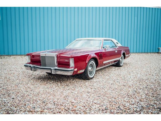 1978 Lincoln Mark V (CC-1212349) for sale in Vernal, Utah