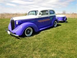 1937 Plymouth Business Coupe (CC-1212369) for sale in Clarence, Iowa