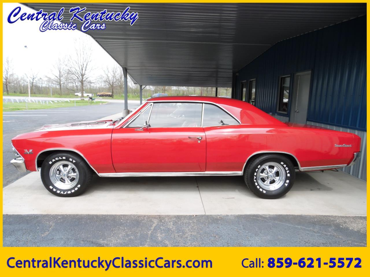 1966 Chevrolet Chevelle (CC-1212418) for sale in Paris , Kentucky