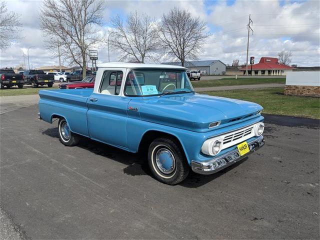 1962 Chevrolet C/K 10 (CC-1212433) for sale in Webster, South Dakota