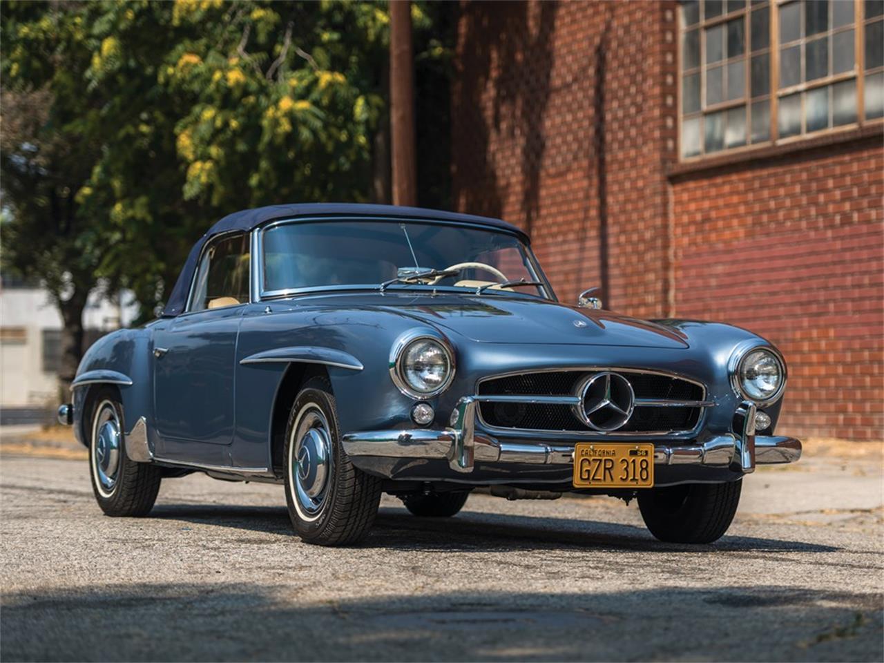 1957 Mercedes-Benz 190SL (CC-1212437) for sale in Monterey, California