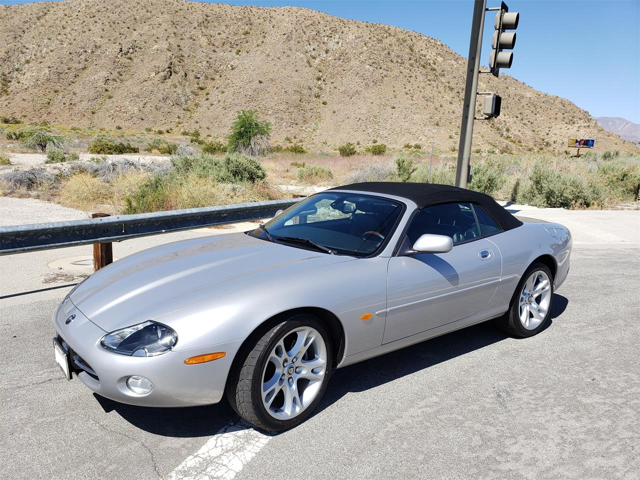 2003 Jaguar XK8 (CC-1212444) for sale in Cathedral City, California