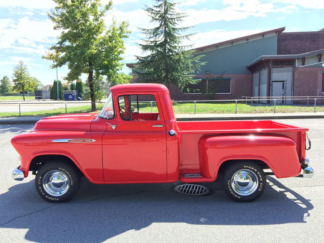1957 Chevrolet 3100 (CC-1212445) for sale in Port Coquitlam, British Columbia