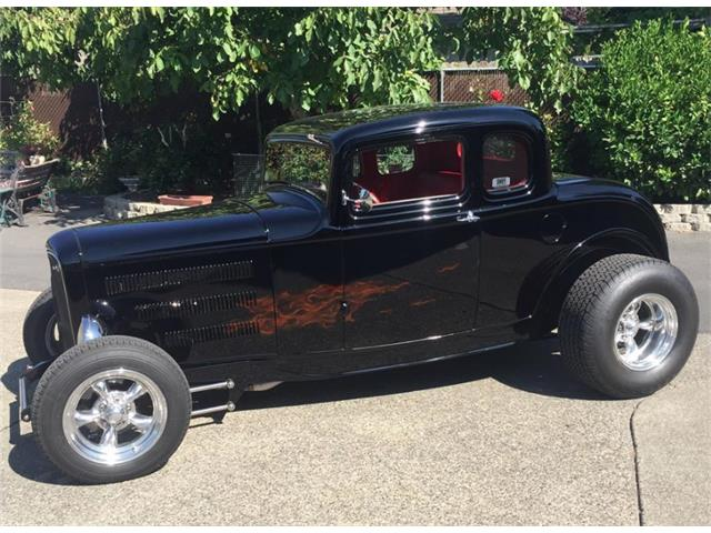 1932 Ford 5-Window Coupe (CC-1212469) for sale in Petaluma , California