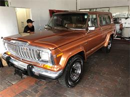 1983 Jeep Cherokee (CC-1212474) for sale in Cumming, Georgia