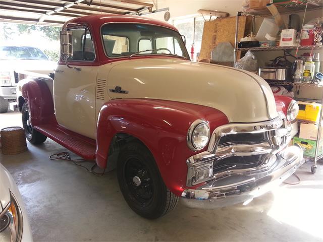 1955 Chevrolet 3100 (CC-1212484) for sale in Fresno, California