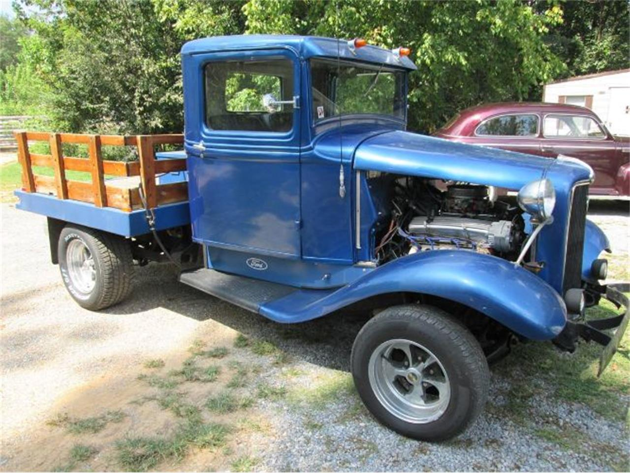 1934 Ford Pickup (CC-1210249) for sale in Cadillac, Michigan