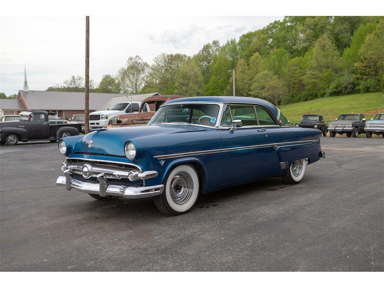 1954 Ford Crestline (CC-1212493) for sale in Dongola, Illinois