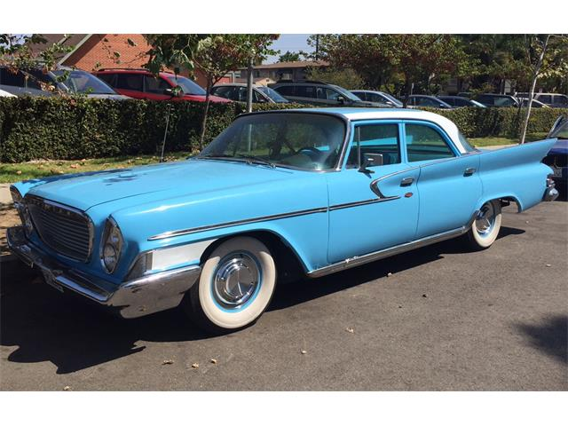 1961 Chrysler Newport (CC-1212506) for sale in Morongo Valley, California