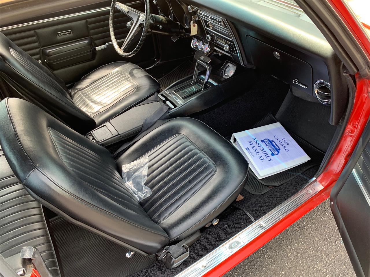 1968 Chevrolet Camaro (CC-1212507) for sale in Alpharetta, Georgia