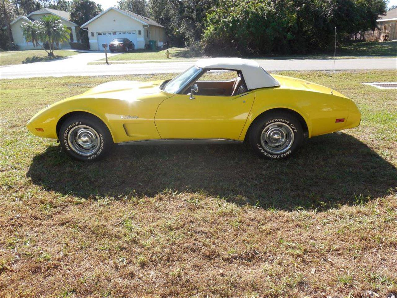 1975 Chevrolet Corvette (CC-1212513) for sale in Sarastoa, Florida