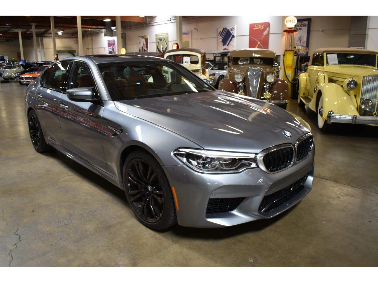 2018 BMW M5 (CC-1212526) for sale in Costa Mesa, California