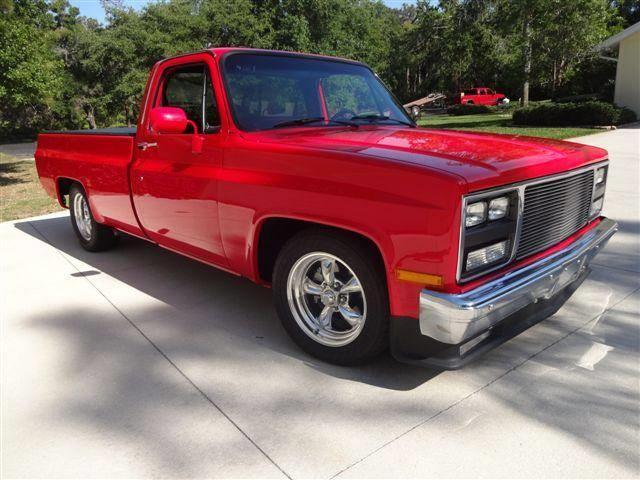 1982 Chevrolet Silverado (CC-1212532) for sale in Sarasota, Florida