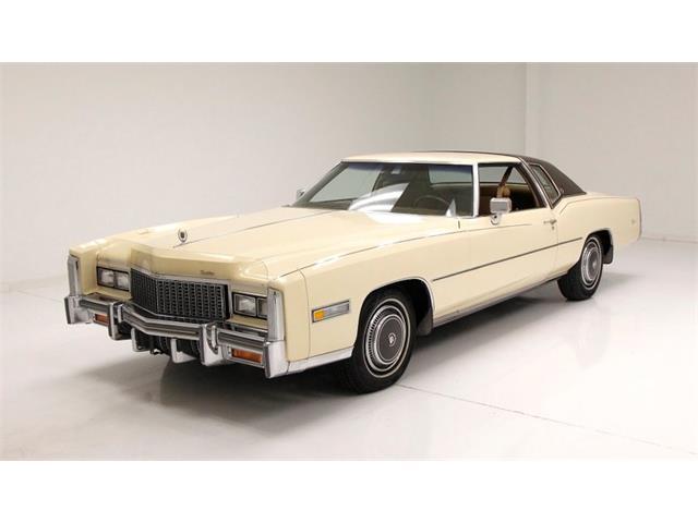 1976 Cadillac Eldorado (CC-1212554) for sale in Morgantown, Pennsylvania