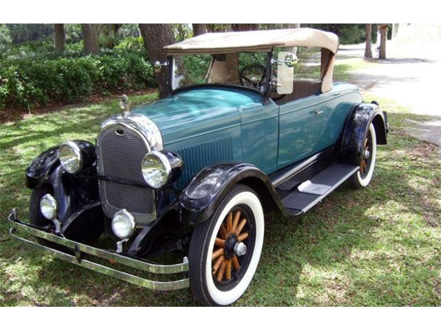1927 Chrysler 50 (CC-1212648) for sale in Sarasota, Florida