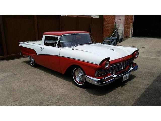1957 Ford Ranchero (CC-1212650) for sale in Cadillac, Michigan
