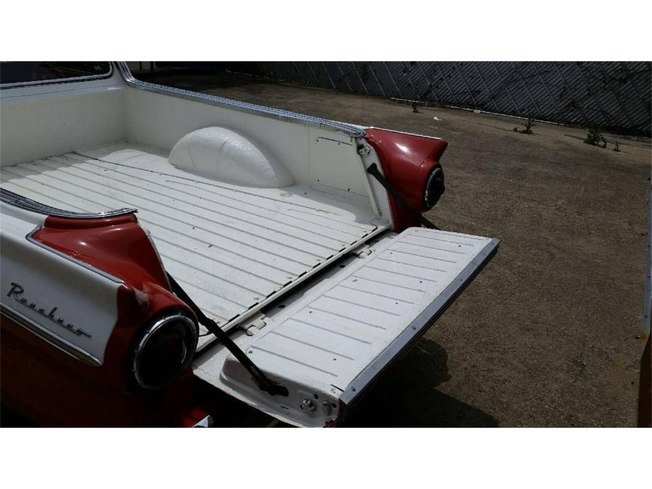 1957 Ford Ranchero (CC-1212650) for sale in Cadillac, Michigan